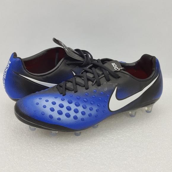 release date 0d0d2 33c86 ... wholesale nike magista opus ii 2 blue soccer cleats 843814 a118a 8e37d